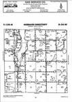 Map Image 028, Hubbard County 2000
